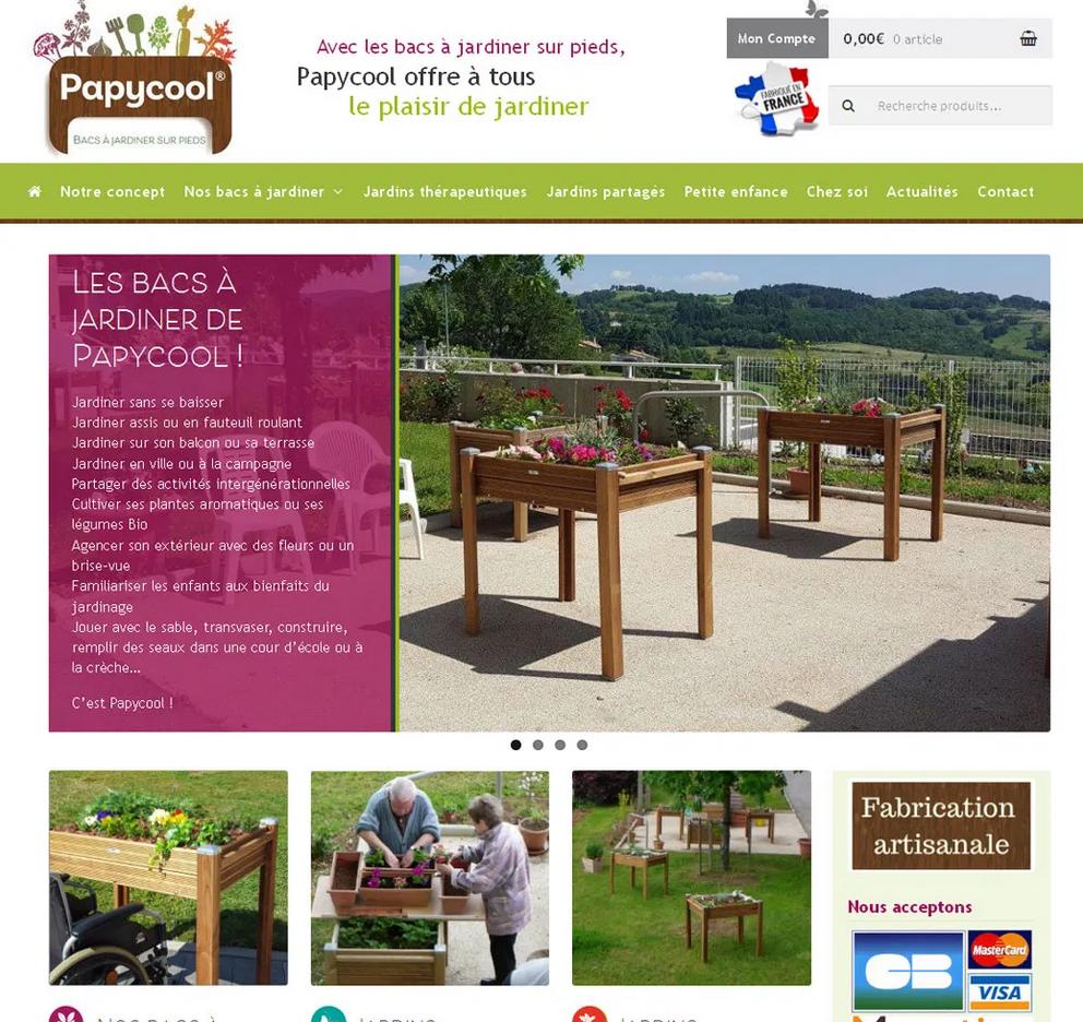 Site de Papycool